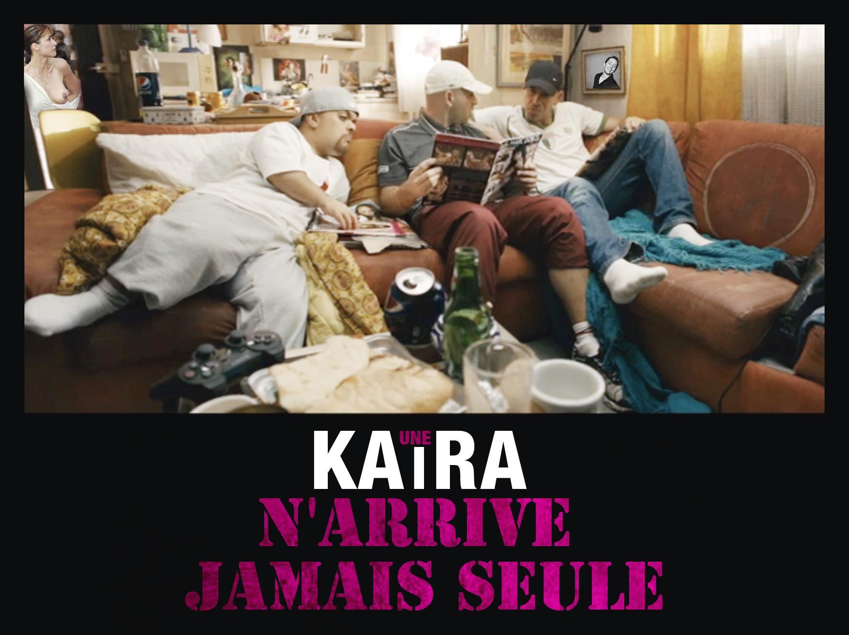Les Kairas n'arrivent jamais seules