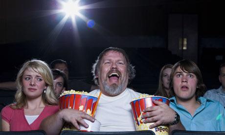 Cinéma pop-corn