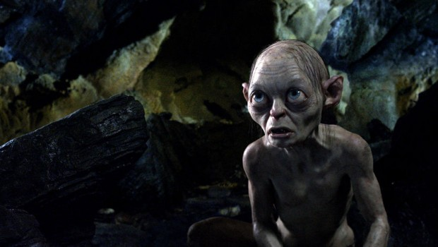 Le Hobbit -Gollum