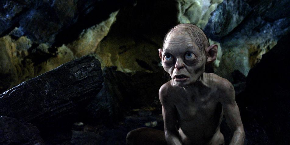 Le Hobbit -Gollum