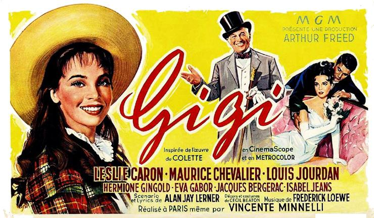 « Gigi », le Paris 1900 de Minnelli