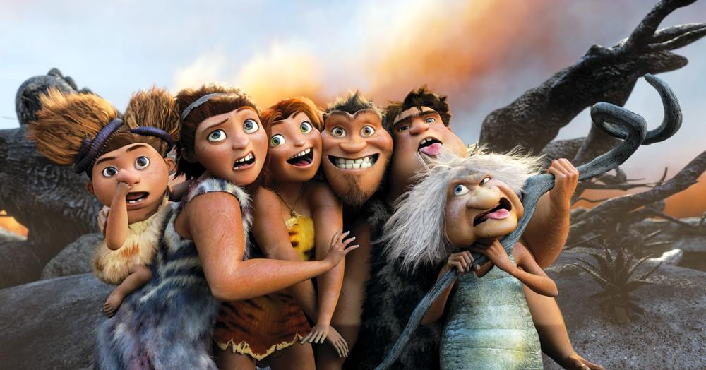 Les Croods : struggle for life