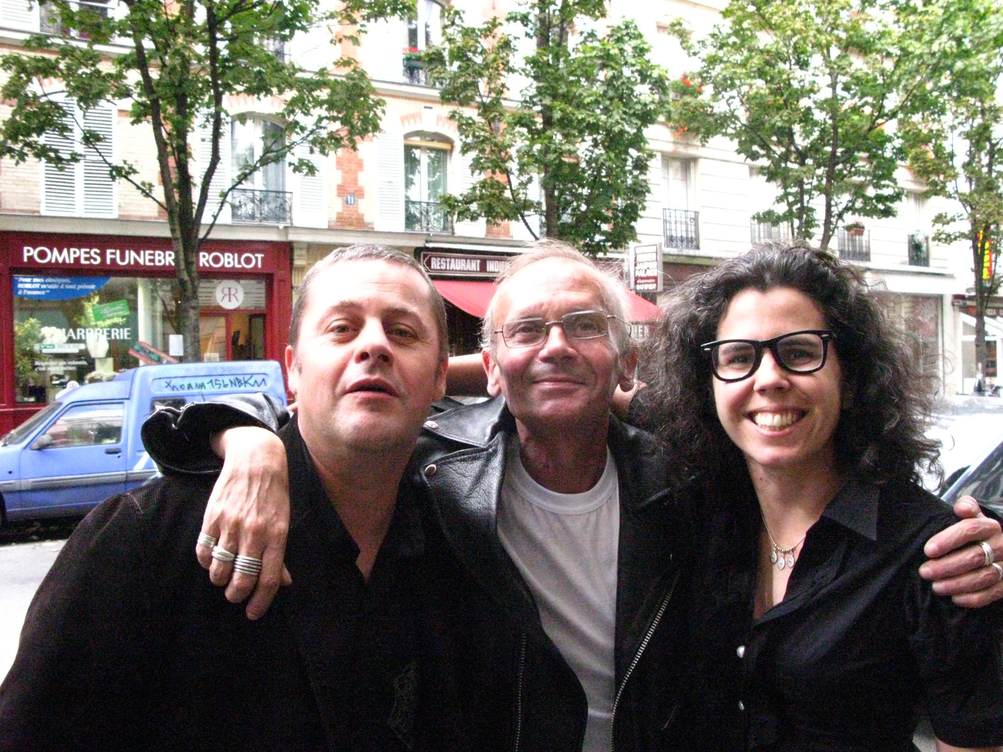 Entretien avec Goa et Voto : «A la Fnac, être rangé à côté d'un docu sur Genet et des Plages d'Agnès Varda, c'est fantastique!»