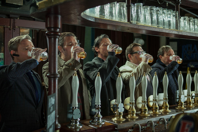Le Dernier pub avant la fin du monde : the binouze friendship !