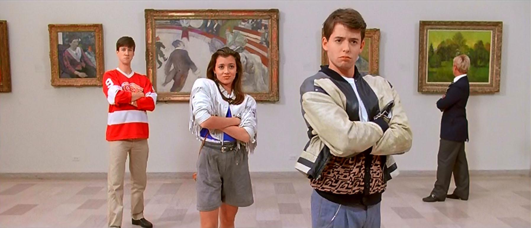 La Folle journée de Ferris Bueller : « Life moves pretty fast… »