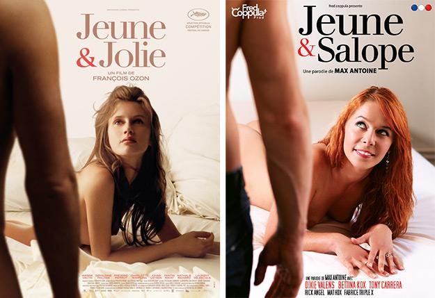 «Jeune et salope», l'audacieux remake de «Jeune et Jolie»