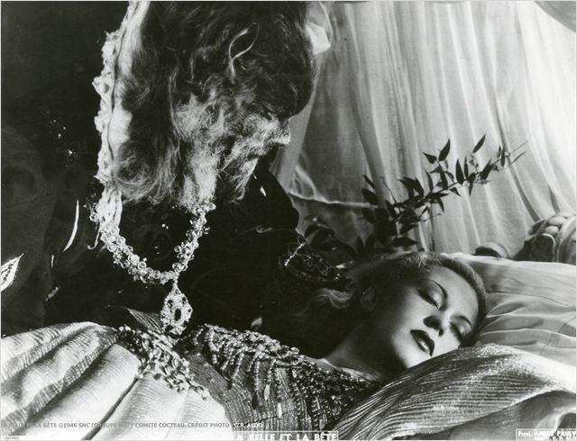 La Belle et la bête, l'amour pur magnifié par Cocteau