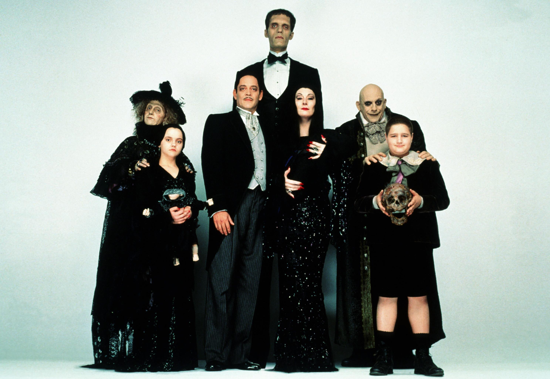 [Blu-ray] La Famille Addams (Barry Sonnenfeld) : éternel Oncle Fétide