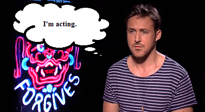 Only God Forgives : Interview exclusive de Ryan Gosling