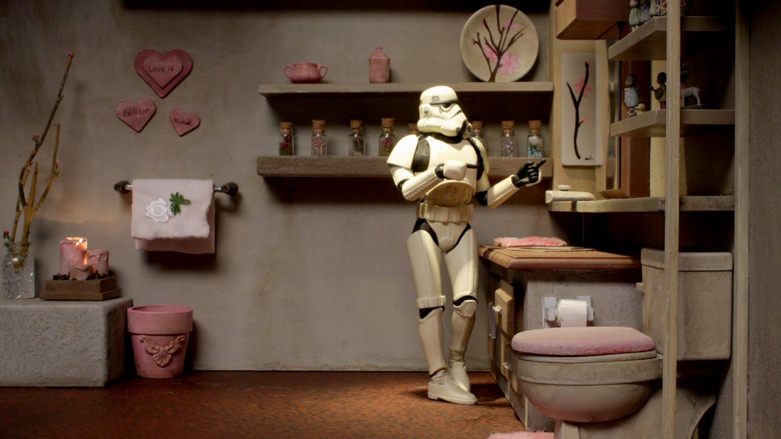 Robot Chicken : Star Wars (épisodes I, II et III )