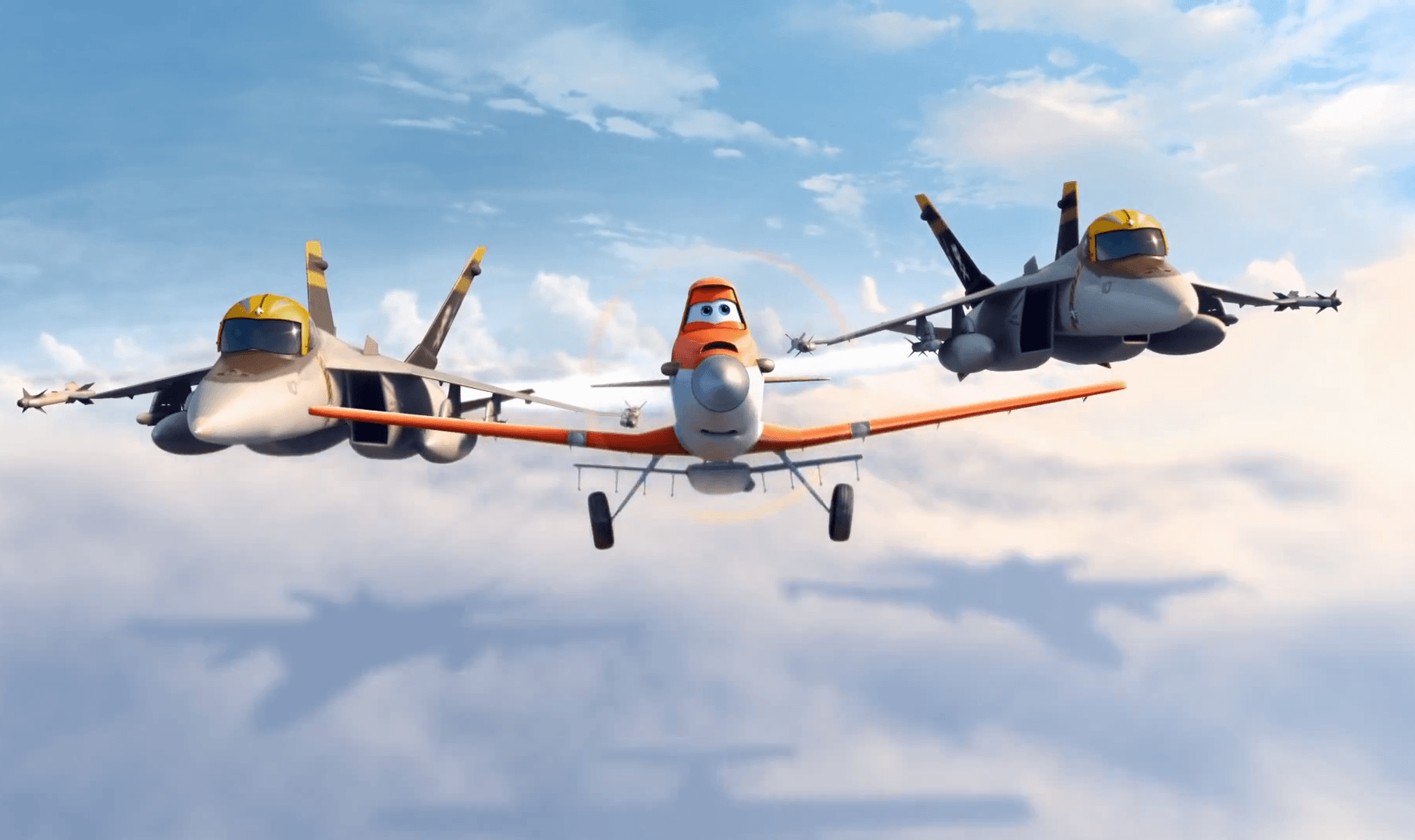 Planes : Disney flingue Pixar en plein vol