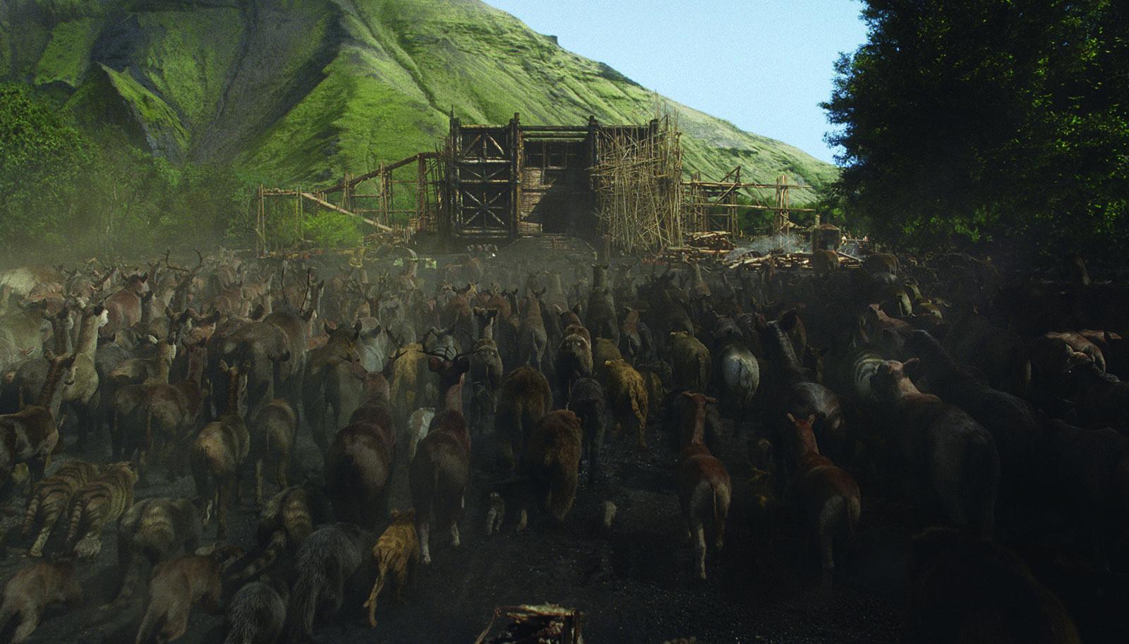 Noé, un déluge d'effets spéciaux