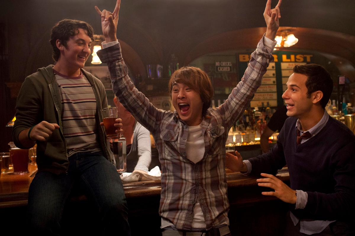 (DVD) 21 & Over, un « very bad trip » sur le campus