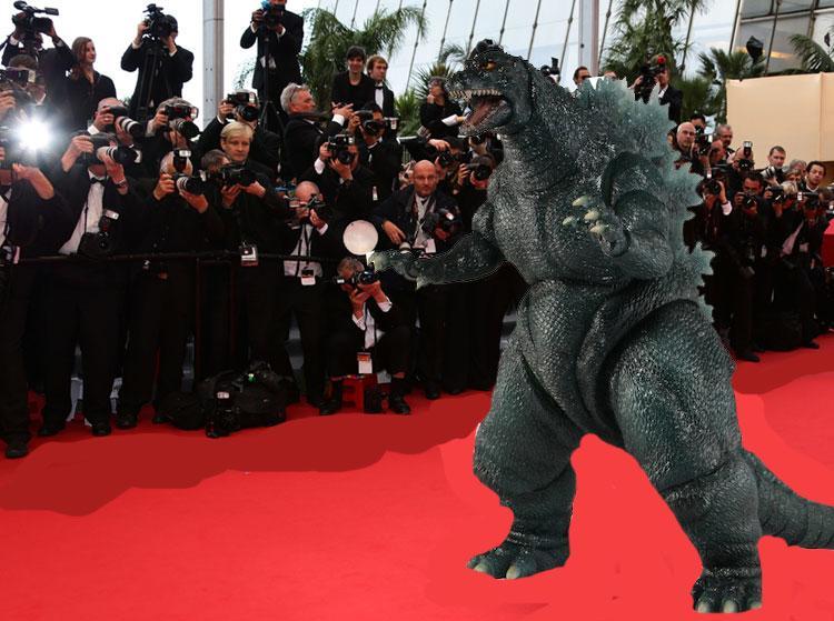 L'après-Festival de Cannes : j'ai vu Godzilla