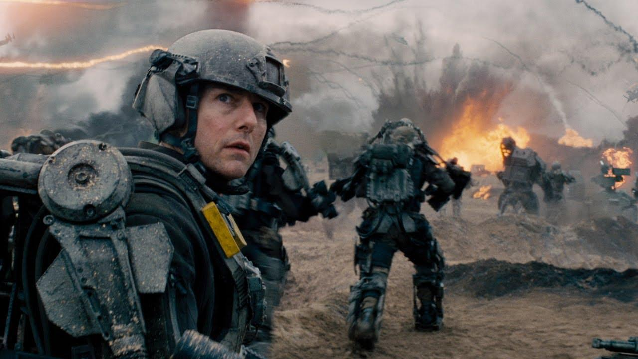 Edge of Tomorrow, un nanar parasité par le monstrueux Tom Cruise !