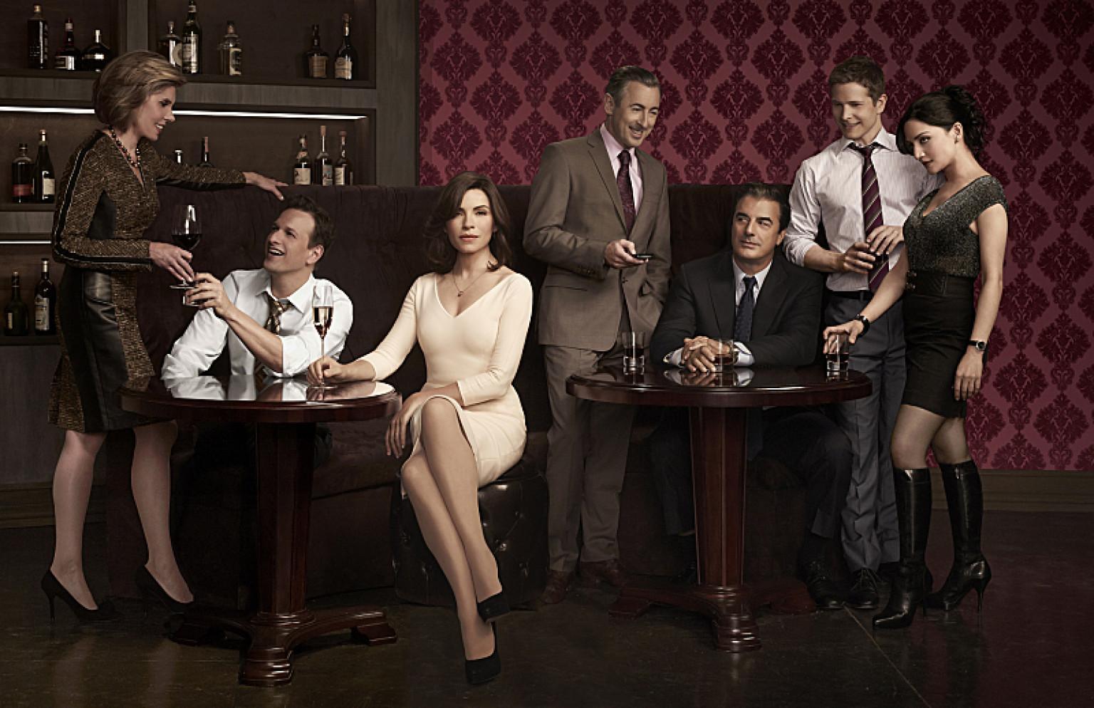 Alicia Florrick distribue des fessées : The Good Wife, saison 5