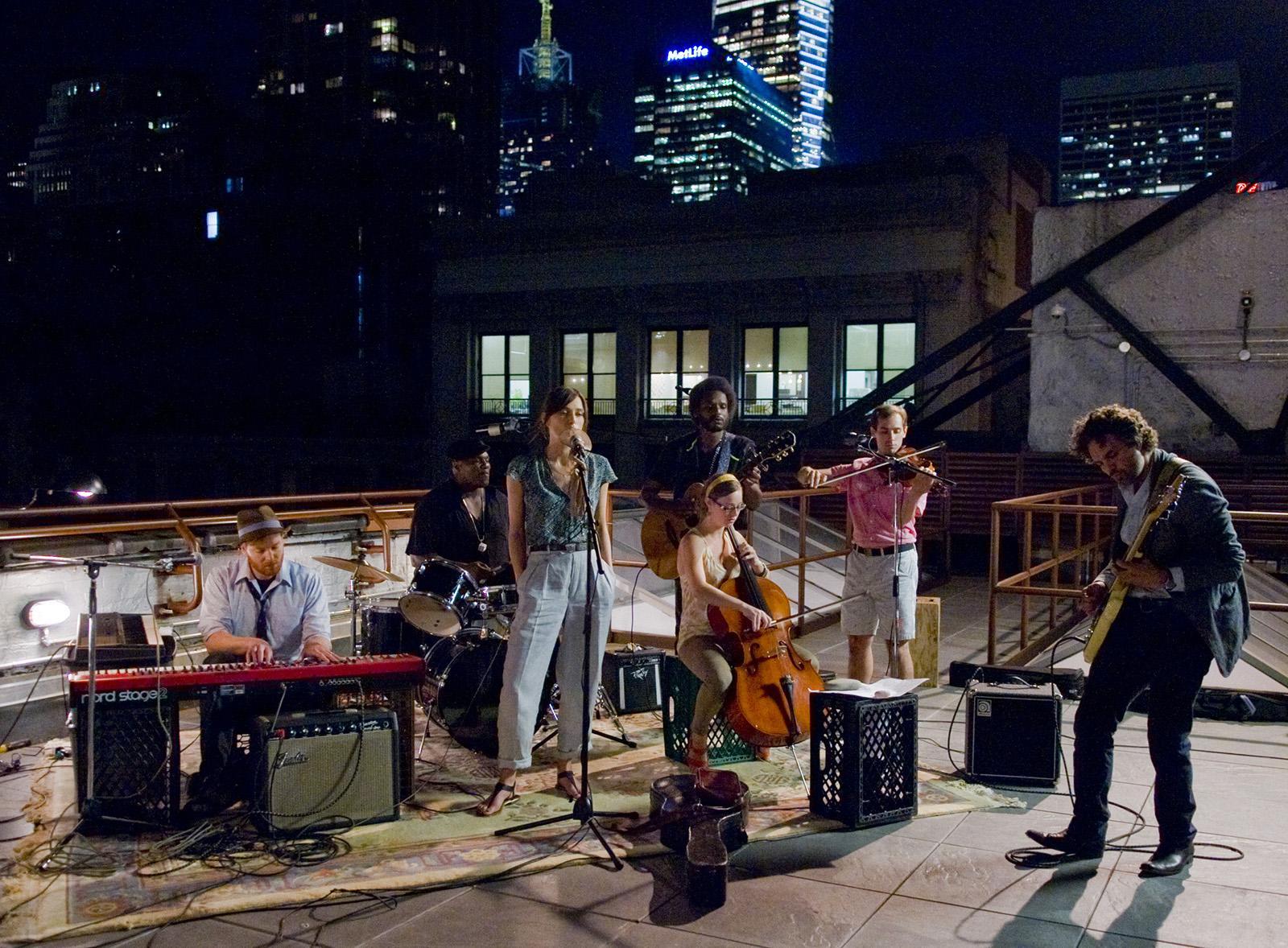 New York Melody, en avant (avec) la musique !