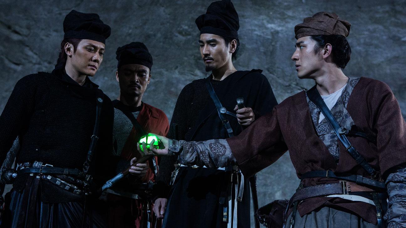 Détective Dee II : La légende du dragon des mers, le retour forain de Tsui Hark