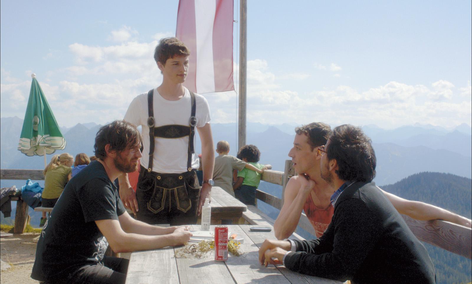 Boys Like Us, fantaisie autrichienne