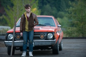Horns, un film pop cornes