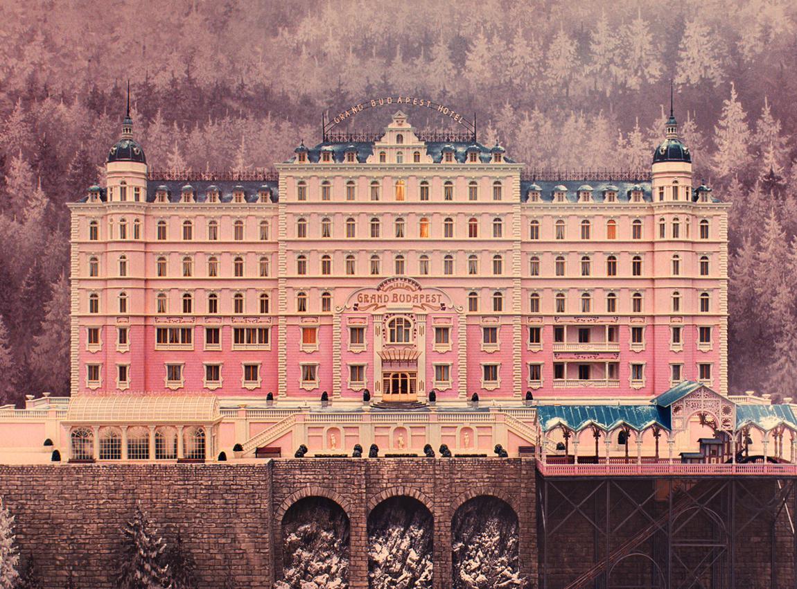 [L'image de l'année] Un regard caméra dans Grand Budapest Hotel