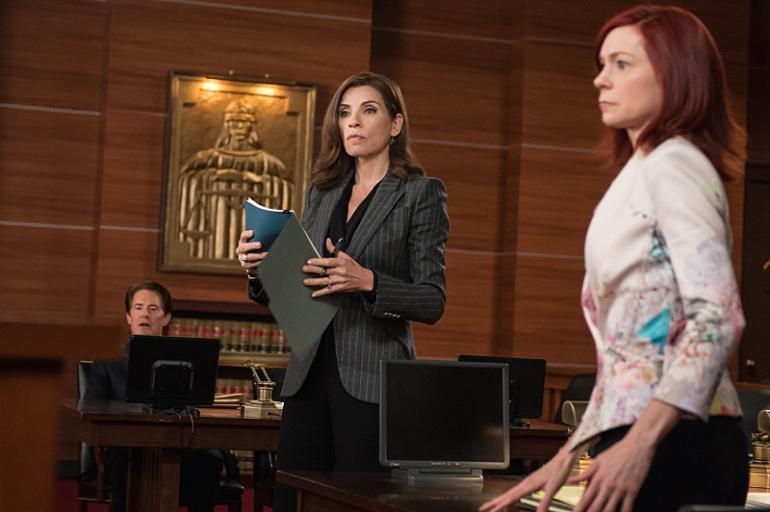 The Good Wife, saison 6/1ere partie : rivalité et relativité des valeurs