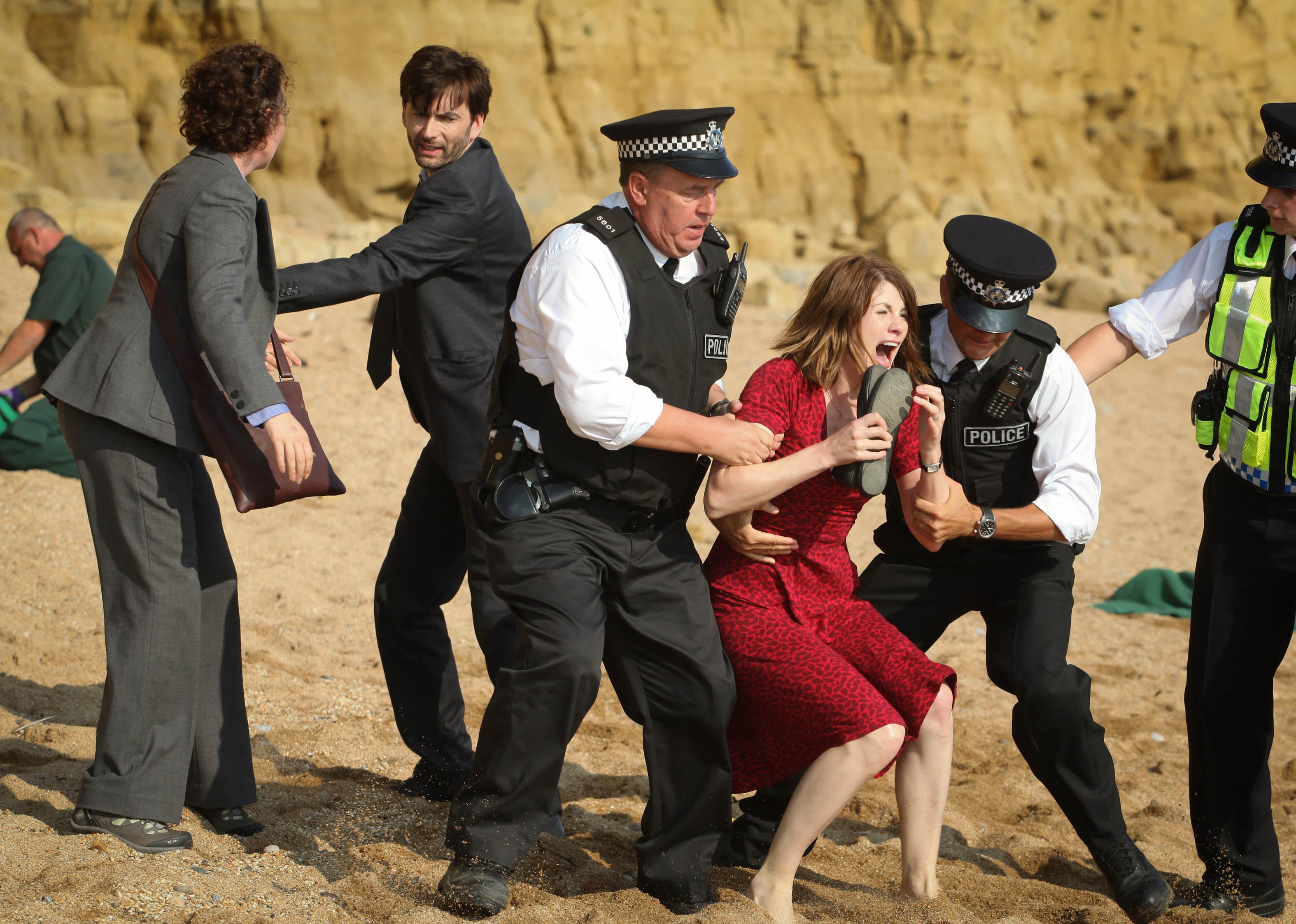 Broadchurch, saison 2 : un polar amniotique