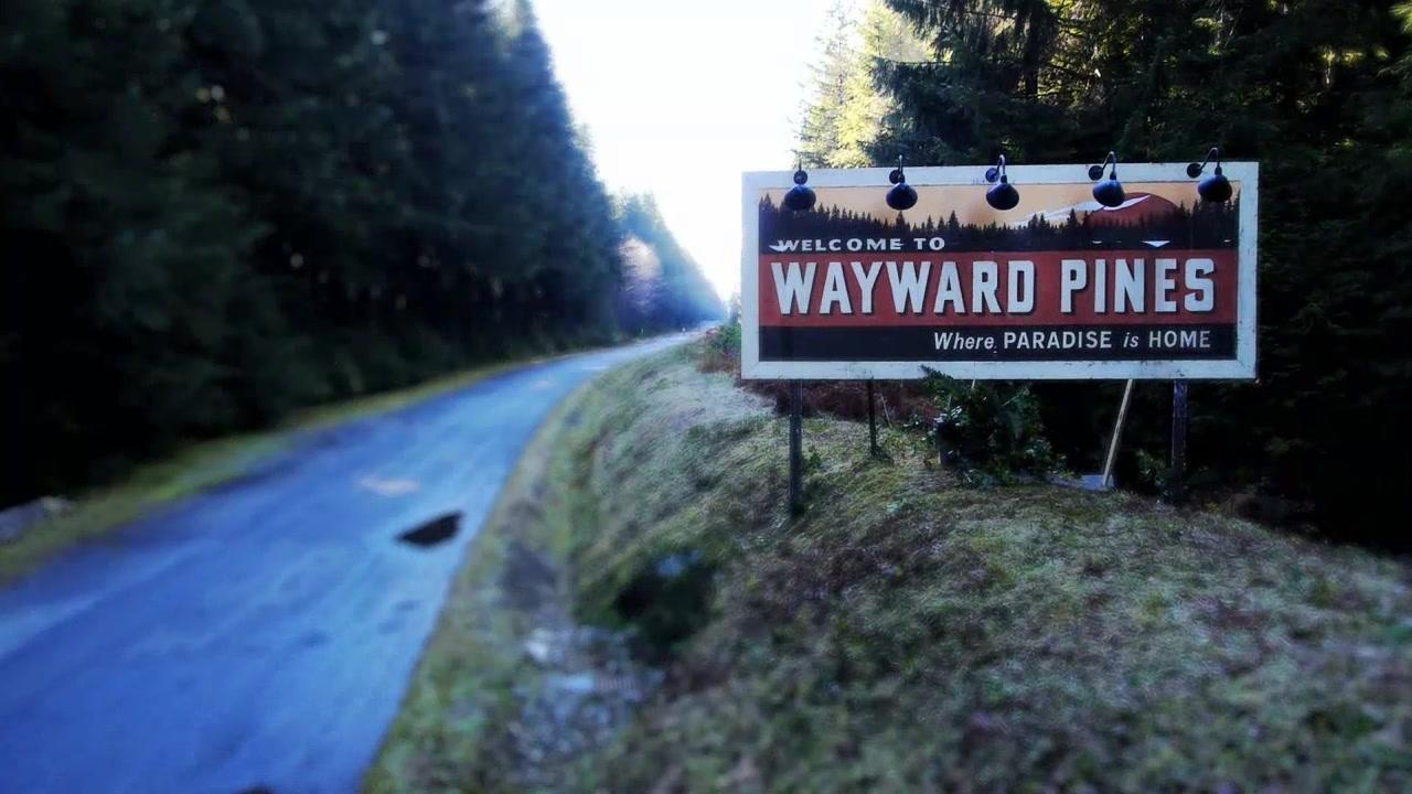 Festival Séries Mania – Ouverture  Wayward Pines
