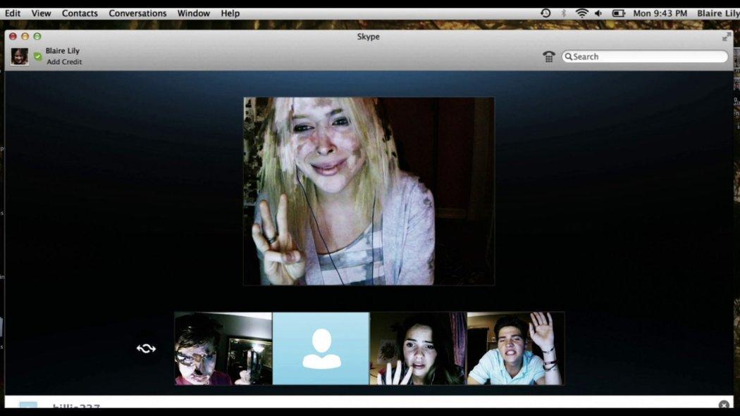 Unfriended : quand Haneke s'invite sur Skype