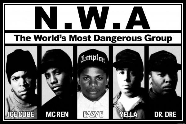 NWA bannière