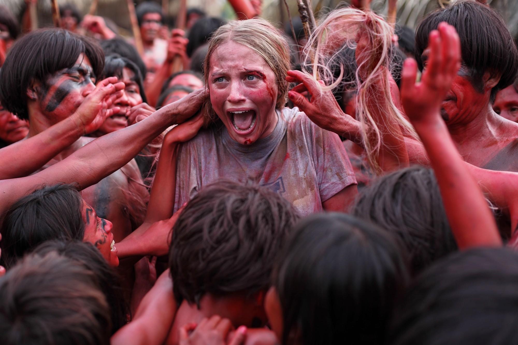 Les 5 raisons pour lesquelles The Green Inferno doit sortir en salles