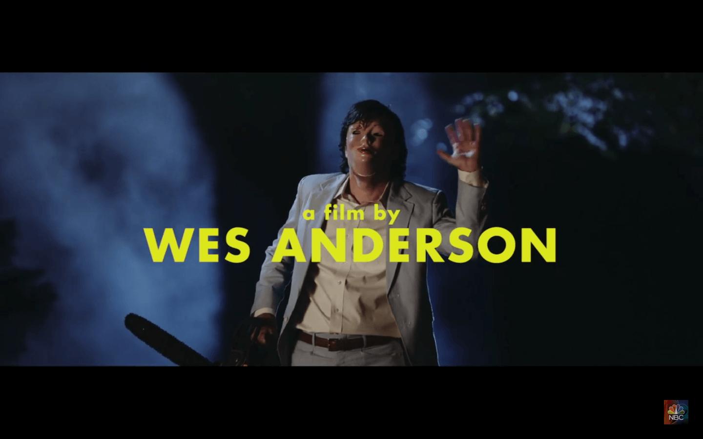 Un film d'horreur par Wes Anderson ? Voici ce que ça va donner