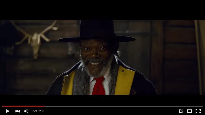 La bande-annonce officielle du prochain Tarantino