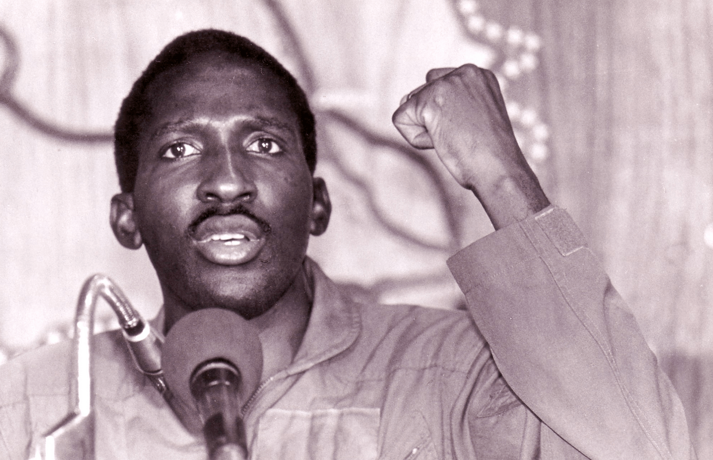 Capitaine Thomas Sankara : portrait d'un révolutionnaire