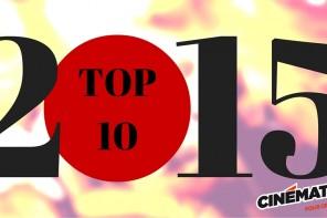 Top 10 des Séries pour 2015