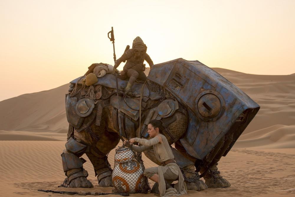 Star Wars: le Réveil de la Force… et de la saga?