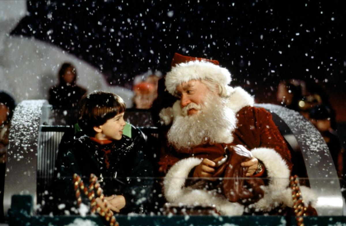 Pendant une semaine, je n'ai fait que regarder des films de Noël (souvent nuls)