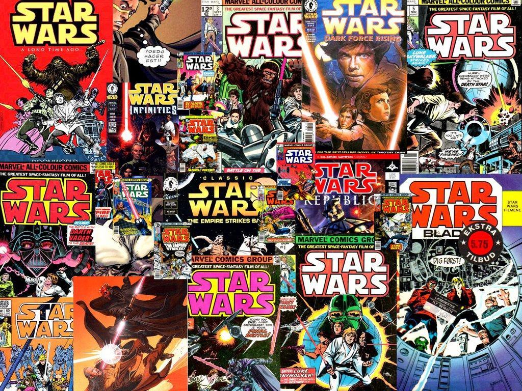 Star Wars. Et les comics alors ?