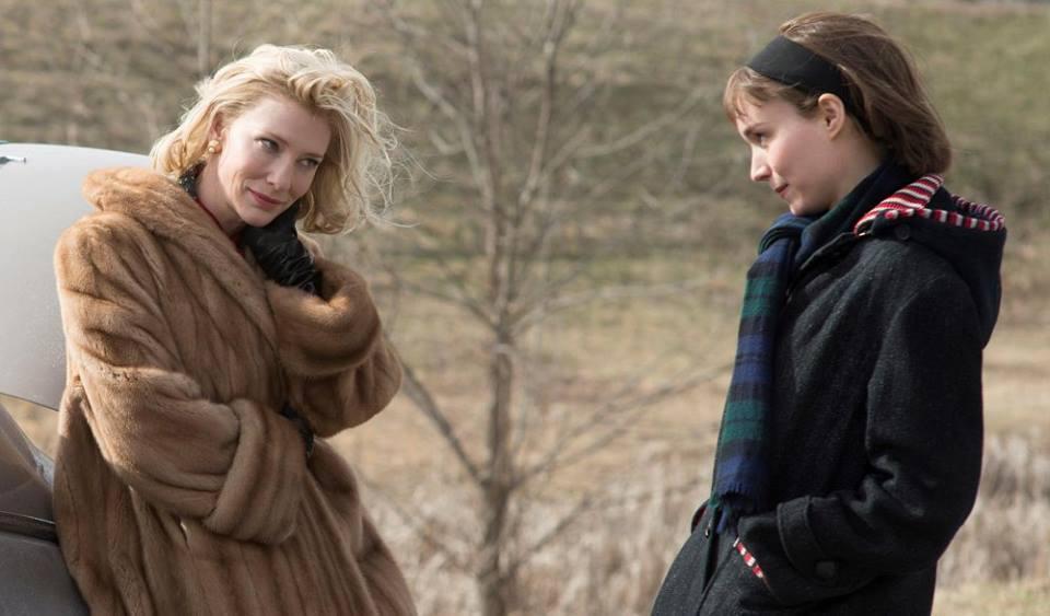 Carol de Todd Haynes, amours interdites en campagne bourgeoise