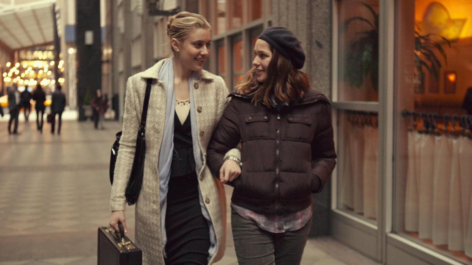 Mistress America: New York, I love you but you're bringing me down