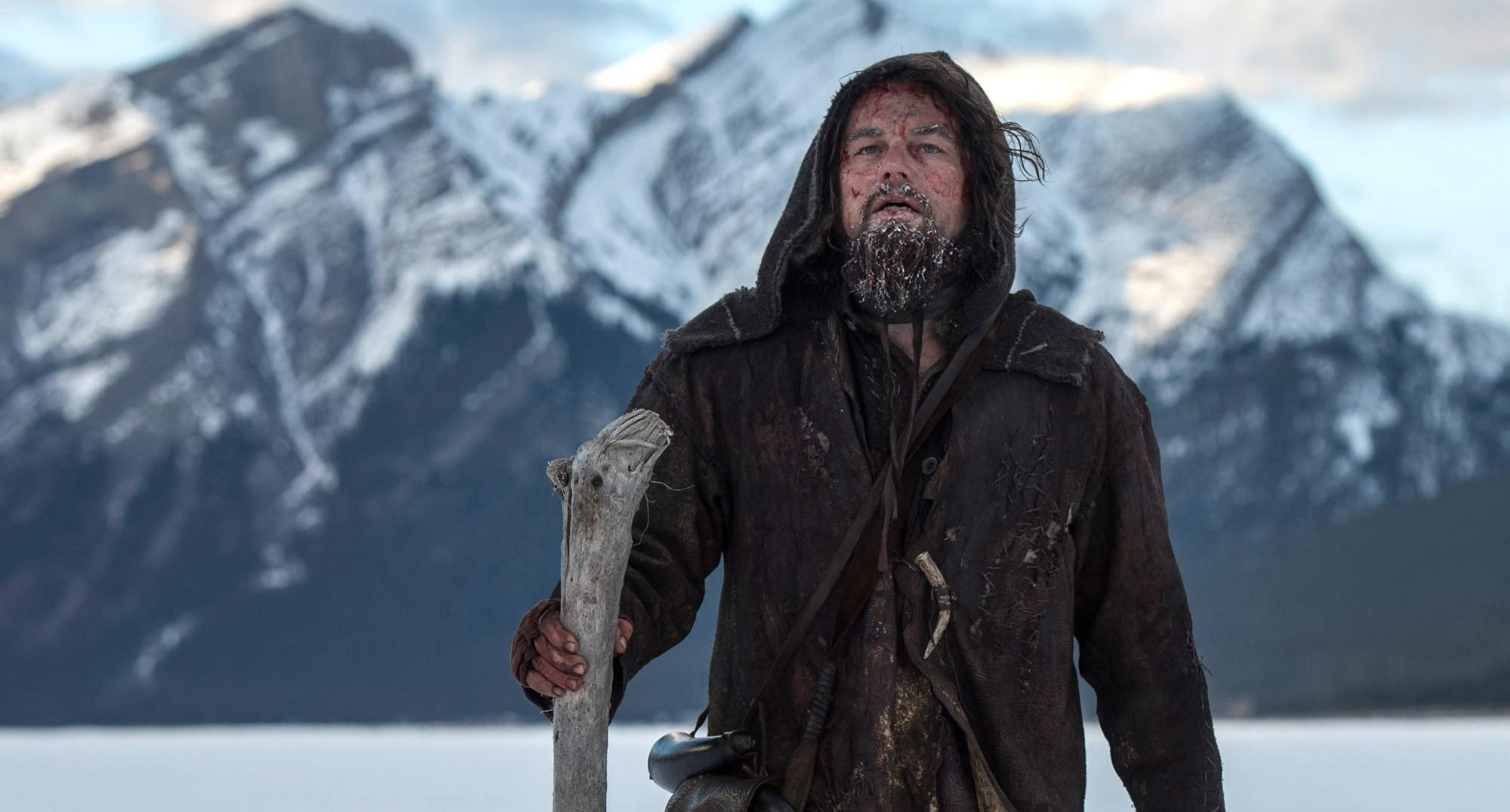 The Revenant, Leonardo vs Wild