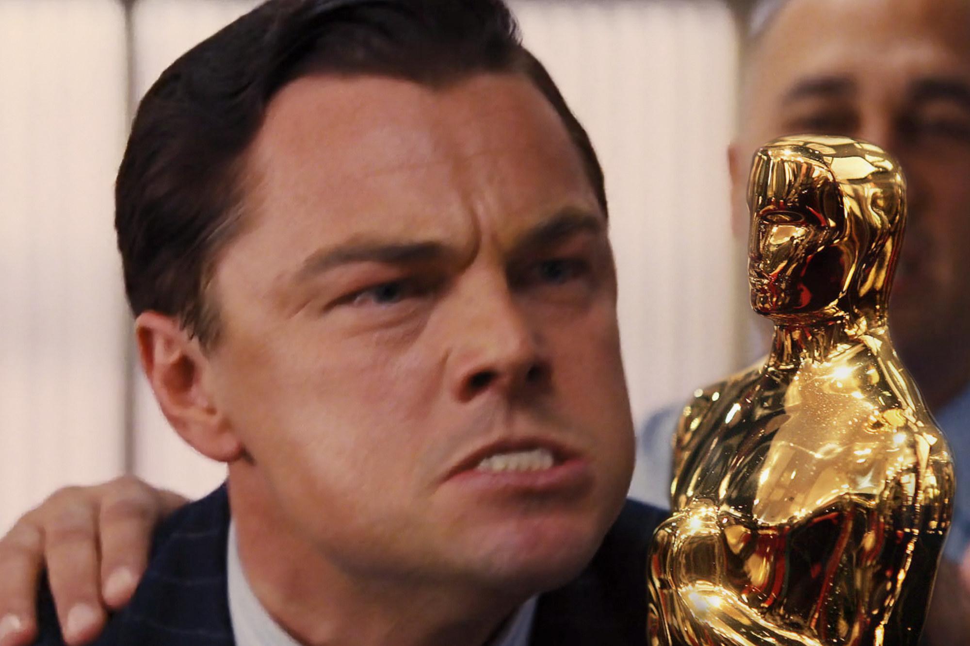 Sauras-tu reconnaître ces cérémonies des Oscar desquelles DiCaprio est reparti bredouille ?