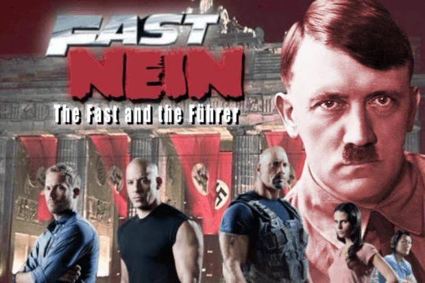 FAST NEIN : The Fast & the Führer ou Vin von Diesel contre les nazis
