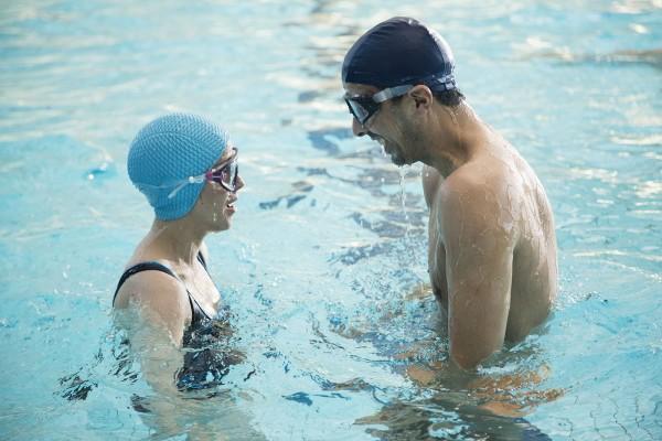 SEQ 21, J4, Cours de natation Samir et Agathe