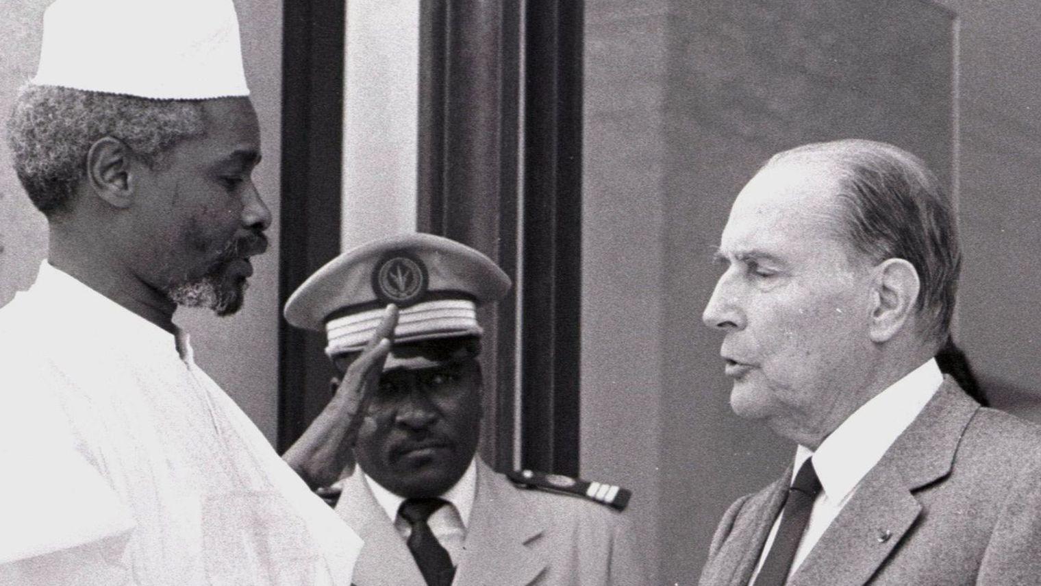Hissein Habré, une tragédie Tchadienne, de Mahamat-Saleh Haroun