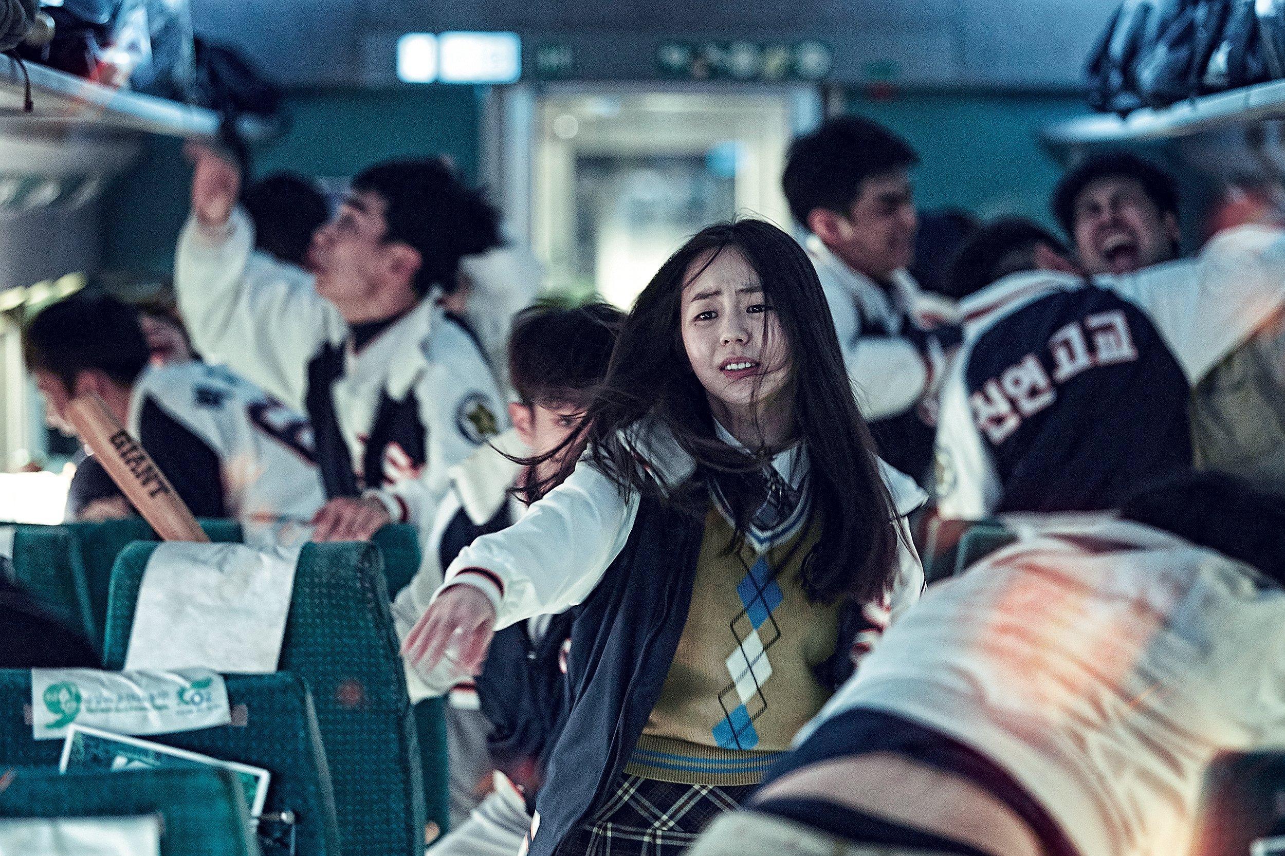 Un train pour Busan de Yeon Sang-Ho