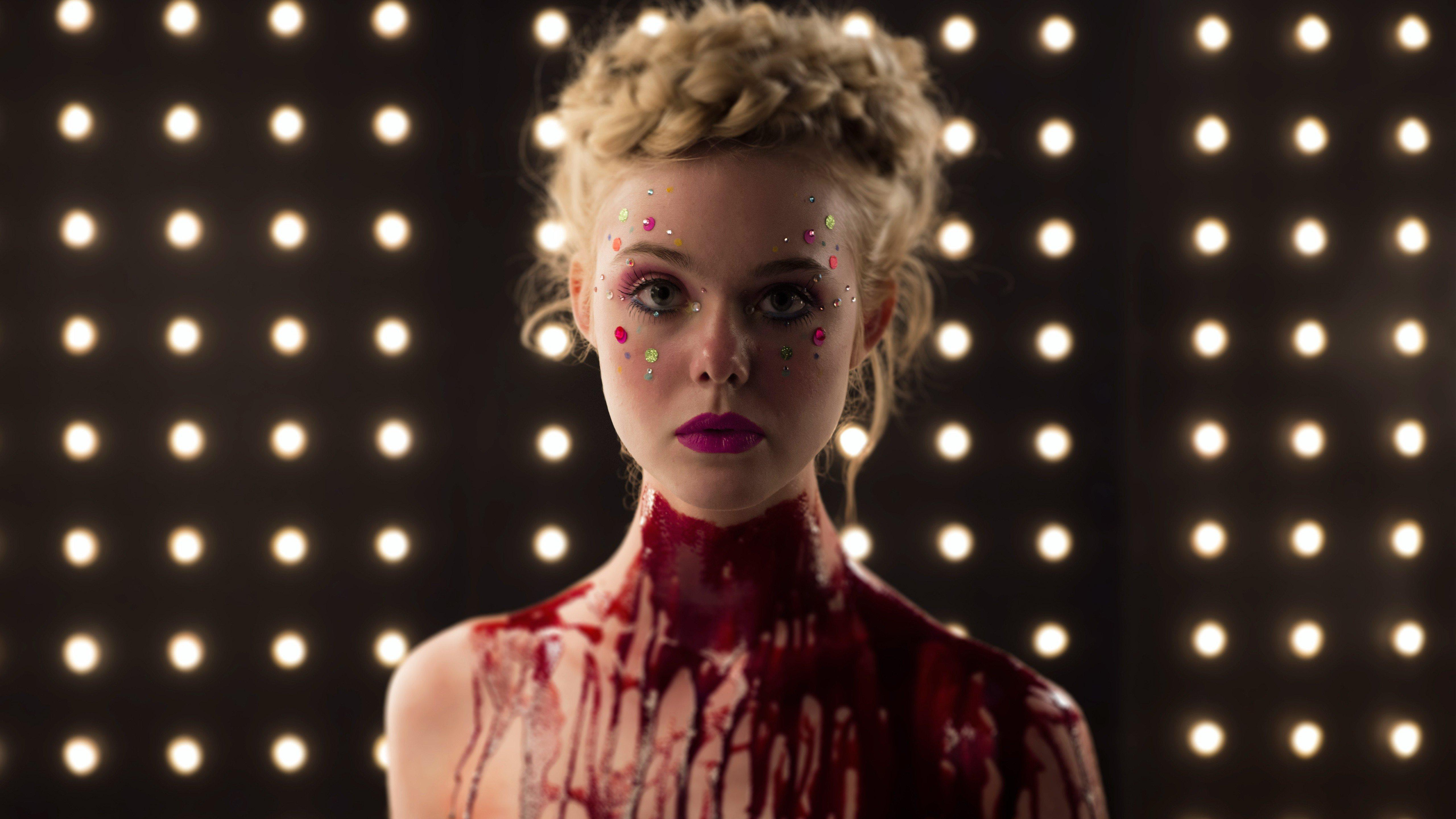 Elle Faning, The Neon Demon