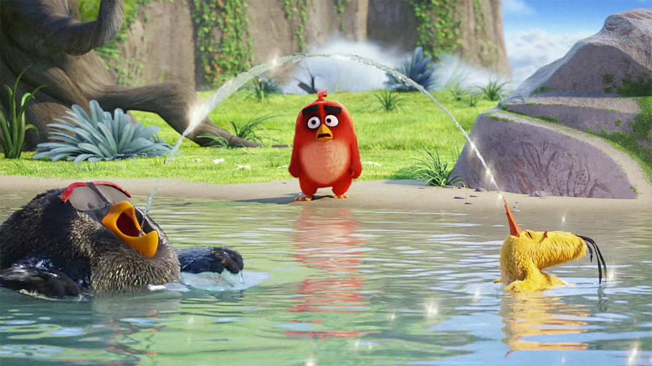 Enfer et Damnation, on m'a forcée à aller voir Angry Birds