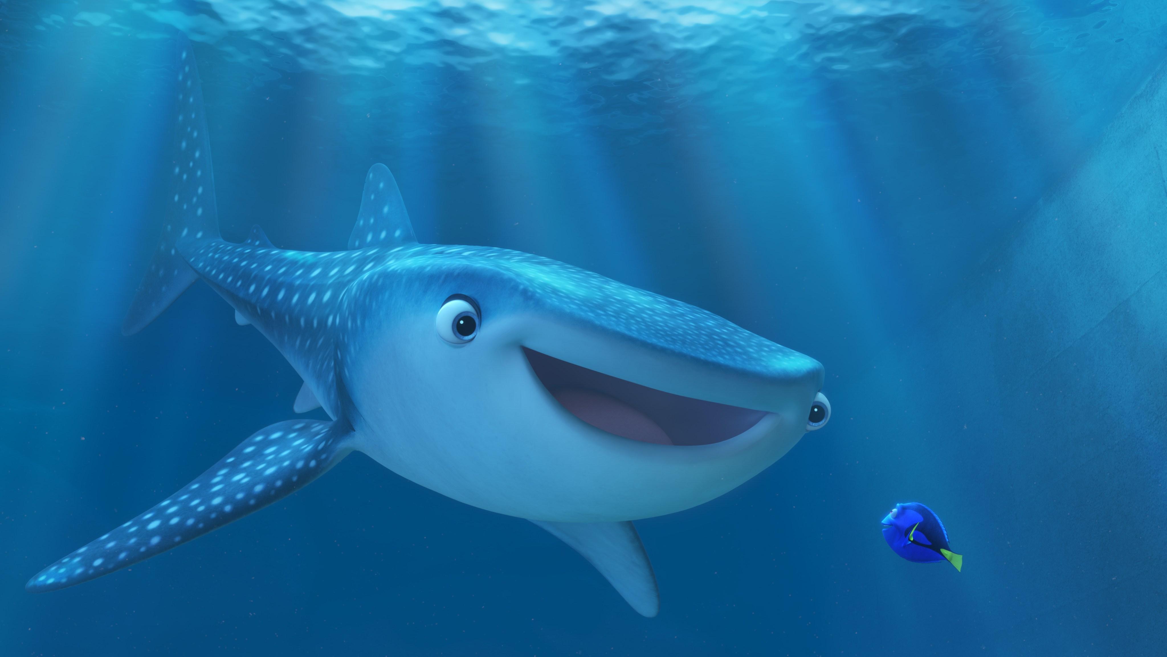 Finding Dory : Pixar se cherche