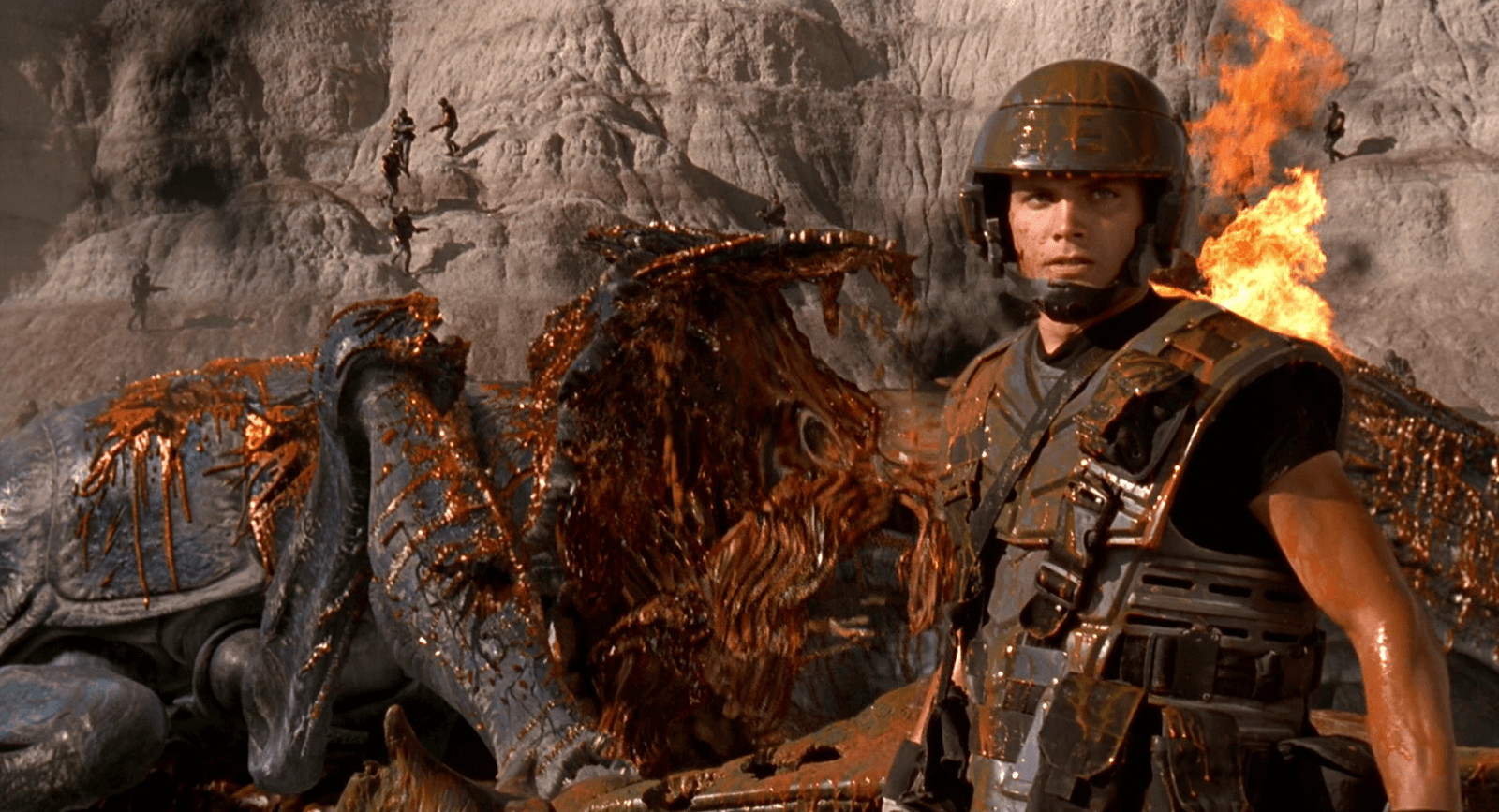 Starship Troopers : colonialisme bon enfant